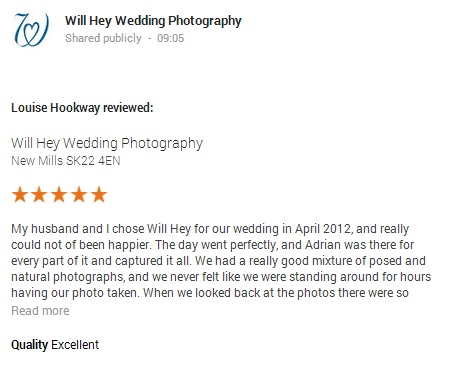 Will Hey Photography Review